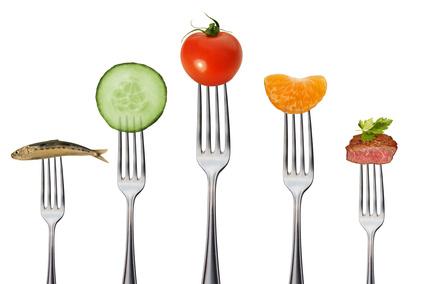 Vor allem Fleisch und Fisch enthält das wichtige Vitamin B12