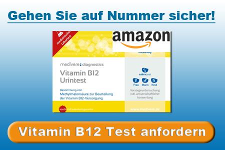 Vitamin-B12-Test-aktuell